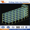 Light Multi Storey Steel Structure for Buildings Construction Projects