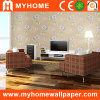 PVC Vinyl Wallpaper for TV Background Living Room
