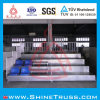 Outdoor Aluminum Football Bleacher Seats / Grandstand