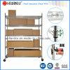 Multifunction Heavy Duty Chrome Metal Luggage Storage Rack
