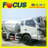 6m3 Concrete Mixer Truck for Sale