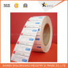 High Quality Printed Paper Vinyl Barcode Adhesive Label Printing Sticker