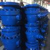150lb Cast Steel Wcb Floating Type Flange End Ball Valve