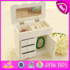 2016 Brand New Wooden Jewellery Box, Fashion Music Jewellery Box, Musical Jewellery Wooden Box W09e009