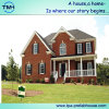 Steel Frame Villa House with Factory Price