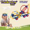 DIY Car Toy for Kids Education in Daycare Centre