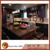 Competitive Price Brown Quartz Stone Kitchen Countertop