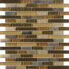Decoration Material Wall and Floor Tile Glass Mosaic
