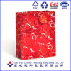 Hot Sale! ! ! Customized Christmas Paper Bag with Handles