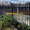 2.1m (H) *2.4m (W) Spear Tubular Ornamental Australia Steel Fence
