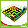 Liben Used Square Indoor Kids Trampoline Area