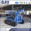 Hf130y Hydraulic and Crawler Type Water Well Drilling Rig