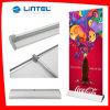 Clip Rail Pop up Advertising Roll up Display (LT-02)