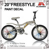 20 Inch Print Decal Color BMX Bicycle (ABS-2048S)