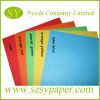 40-150GSM Colorful Woodfree Paper