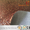 Bronzing Suede Fabric with Tc Fabric Compound for Sofa