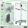 Warehouse Roll Container Laundry Trolley Laundry Cart