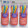 New Style Birthday Decorative Taper Candle