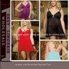 Hot Sale Lady Plus Size Nightwear Babydoll Underwear (TSW6143)