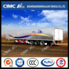 Cimc Huajun 3axle Aluminium Alloy Van/Box Semi Trailer