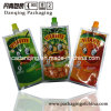 Fruit Juice Spouted Sachet, Aluminum Packaging