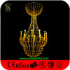 Christmas LED Candle Light Chandelier