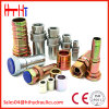 ISO Stainless Steel Pipe Connector Hydraulic Quick Coupling