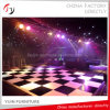 Black and White Lattice Design Party Hall Dancing Floor (DF-4)