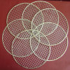 Round Barbecue Wire Mesh for BBQ Grill