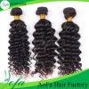 Brazilian Deep Wave No Shedding No Tangles Thickness 100% Virgin Human Hair