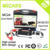 Multi-Function Portable Pack Booster 12V Auto Car Jump Starter Power Inverter
