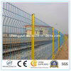 Hot-DIP Galvanized and PVC Coated Welded Wire Mesh Panel Fence