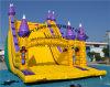 Cowboy Castle Inflatable Width Slide