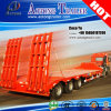 Aotong Brand Tri-Axis 60tons Goosenek Lowbed Trailer