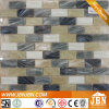 Garden and Balcony Exterior Wall Melting Glass Mosaic (H455009)
