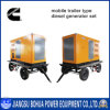 Cummins Brand 750kVA Mobile Trailer Diesel Generator