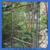 PVC&Galvanized Chain Link Fence