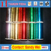 Color Coated Aluminum Metallized Pet Film