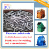 Titanium Carbide Cermet Rods Blank Tic Rods