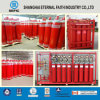 Seamless Steel High Pressure Industrial Argon Gas Cylinder