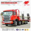 China Factory Sale 8X4 Chassis 30 Tons Low Platform Truck