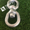 Galvanized Chain Swivel Eye Hook