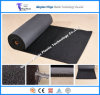 Double Color PVC Coil Car Mat with Spike Backing