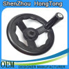 Plastic Handwheel with Three Spoke for Many Fields
