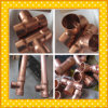 Copper Tees, Copper Tube Tees, Copper Equal Tee