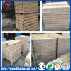 Perforated Hollow Particle Board Chip Block for Pallet