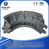 Truck Parts Part Cast Iron Brake System Brake Shoe