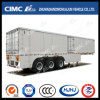 Hot 3axle Van Type Semi-Trailer