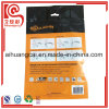 Lock Sets Packaging Plastic Flat Bag