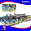 Trampoline Arena, Indoor Trampoline Park, Children Indoor Soft Playground Trampoline